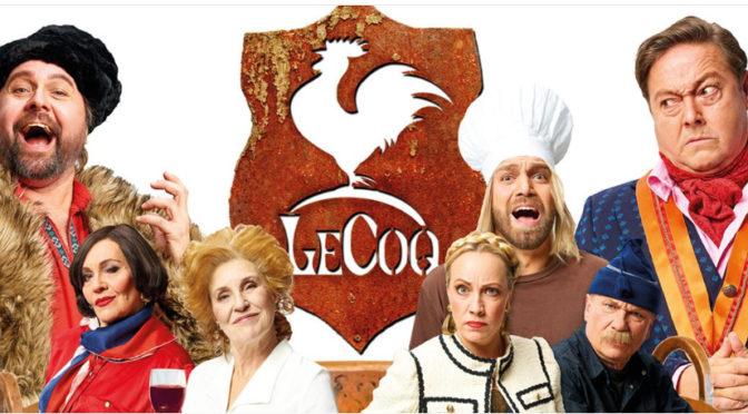 Le Coq -teatterimenu